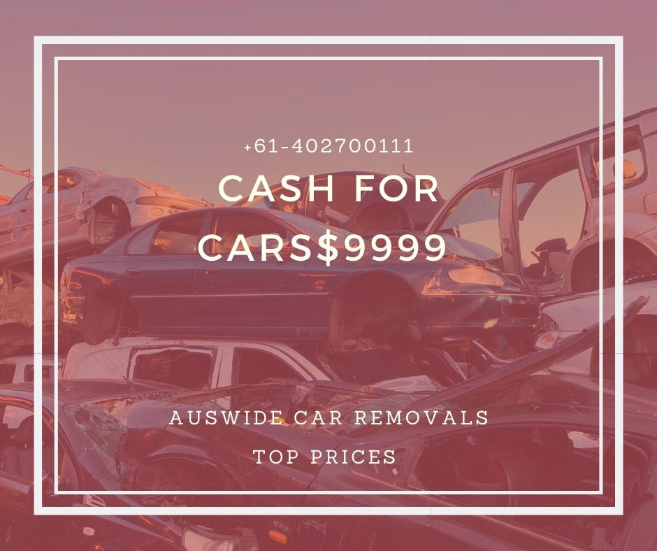 car removals the rocks