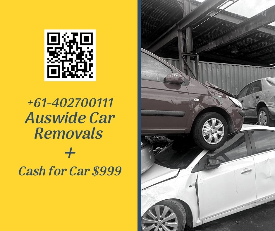 Damaged Car Removals Sydney